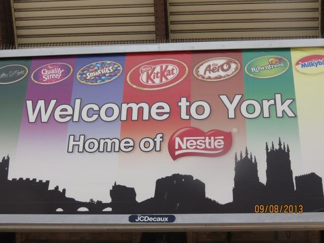 Trip to York