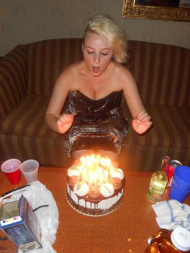 Sarah's 21st!