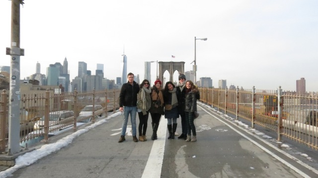 The end of our New York Adventure